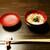 土家 - 料理写真:そばの実入りガンモ蟹あんかけ