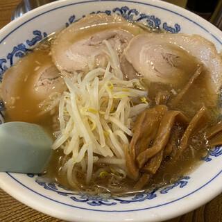 静雨庵 - 料理写真:チャーシュー麺