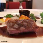 シェムラブルリス - Porc grillé