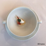 シェムラブルリス - Soupe de potiron(Avant)