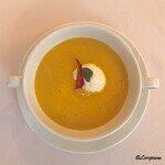 シェムラブルリス - Soupe de potiron(Après)