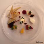 シェムラブルリス - La poire et glace vanille