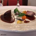 シェムラブルリス - Ragoût de bœuf et filet de porc