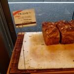 142728171 - 牛乳くるみ食パン