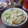 Kintoki - 料理写真:ちゃんぽん 500円