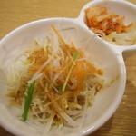 Yakinikuheijoen - サラダ&キムチ&ナムル