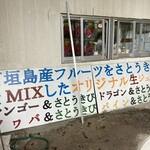 パーラー ぱぱ屋 - 看板