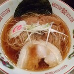 Toukyouramenrairaidou - 醤油ラーメン