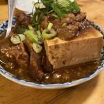大衆酒場BEETLE - 肉豆腐