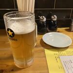 大衆酒場BEETLE - 生ビール