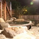 旅館 焼乃湯 - 地獄釜の湯2