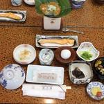 旅館 焼乃湯 - 朝食セット