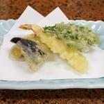 旅館 焼乃湯 - 天ぷら