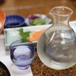 旅館 焼乃湯 - 冷酒