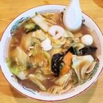 やじろう - 料理写真:広東麺 850円