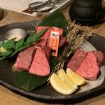 仙台牛 炭火焼肉 和火一 -