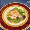 Bonnuman - 料理写真:ズワイ蟹・フランボワーズソース・カリフラワーのムース・貝のマリネ