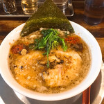 ラーメン ヤスオ - ラうどん小(麺100g)750円
