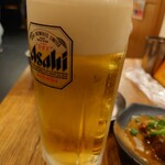 Dengana - 2020年10月 生ビール(中) 293円(ハッピーアワー価格)