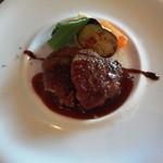 セルフィーユ - 8月11日 豚ヒレのパン粉焼き