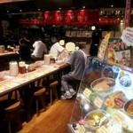 味の時計台 - 6 店内の一例