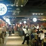 味の時計台 - 8 北海道ラーメン道場・通路