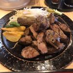 金沢牛たん食堂 10&10 - 料理写真: