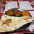 シブ マハール - Bセットカレー3種