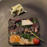 Le Salon de Legumes - 野菜テリーヌ