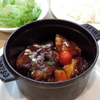 伝統の洋食