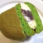 シェ・アオタニ - 石切ふわり(抹茶)