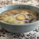 文化ラーメン - 料理写真:文化ラーメン¥600