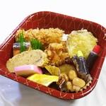 鳥ゆき - 料理写真:海苔弁当 多分450円税込w