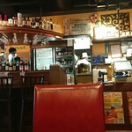 Asian Dining & Bar SAPANA - 店内