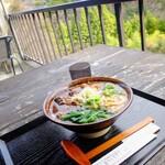 家庭Dining NAGOMI - 彩り肉野菜うどん
