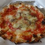 パラダイス ピザ - ナポレターナ