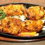 インド料理 GAUTAMA - チキンティッカ 4PCS 1200円