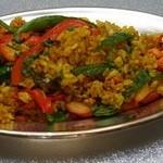 インド料理 GAUTAMA - チキンビリヤニ 1000円