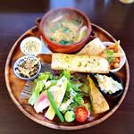 イワジン喫茶室 - 料理写真:ブイヤベースランチ