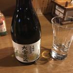 一徹 - 生貯蔵酒(本醸・300ml)(730円税別)