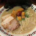 麺志 - らーめん志 700円