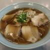 Doraibuinasahikawa - 料理写真:中華そばジャンボ焼豚入り