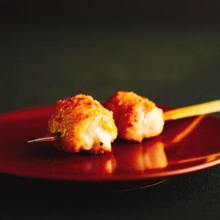 【養鶏場直送】信濃地鶏を中心に5種類のブランド鶏を使用♪