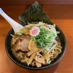 大勝軒 SHIBAKI - 料理写真:野菜らーめん