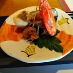 日本料理 戸たに - 先付