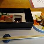 日本料理 戸たに - 造り