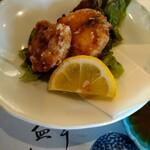 日本料理 戸たに - 揚げ物河 豚の唐揚げ