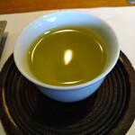 日本料理 戸たに - 煎茶