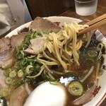 本家 第一旭 - チャーシュー麺