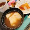 源吾茶屋 - 料理写真:【おしるこ】¥700+【味噌おでん】¥450